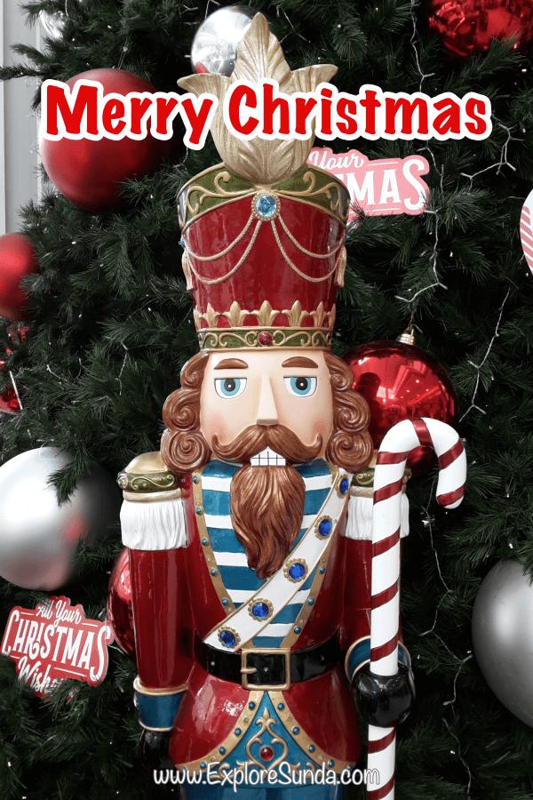 #MerryChristmas from us in #ExploreSunda