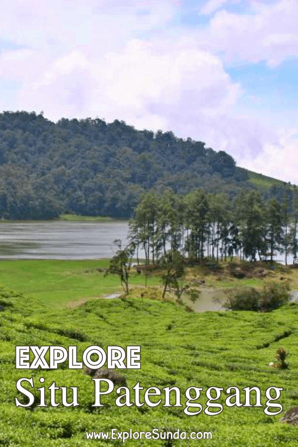 #SituPatenggang a.k.a. #SituPatengan in #Ciwidey #Bandung is one of the most beautiful lakes in the land of #Sunda | #ExploreSunda.com