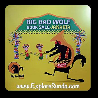 Big Bad Wolf Book Sale in ICE, BSD City, Tangerang Selatan