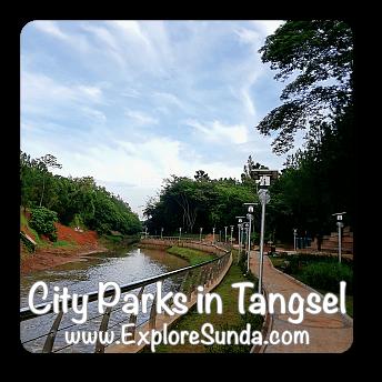 City Parks in Tangerang Selatan