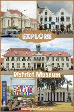 Explore #DistrictMuseum at #KotaTuaJakarta |#ExploreSunda