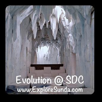 Evolution - Journey of the Earth at Summarecon Digital Center (SDC), Tangerang Selatan