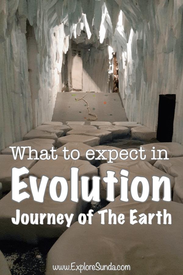 Have fun at Evolution - Journey of The Earth in #SummareconDigitalCenter | #Tangerang | #ExploreSunda