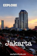Explore #Jakarta to find the best places to visit | #ExploreSunda