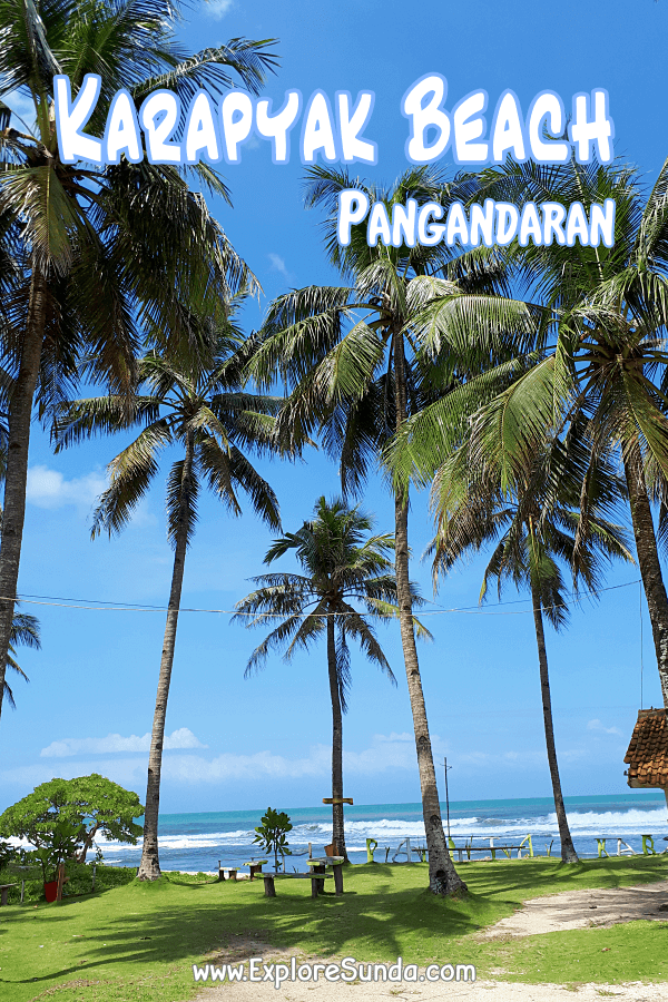 The vicinity of #Pangandaran | #KarapyakBeach | #ExploreSunda