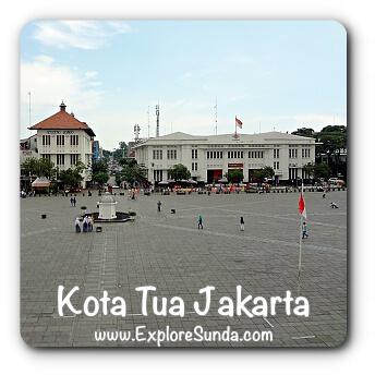 Kota Tua Jakarta - The Old Town of Jakarta