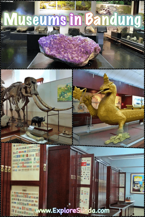 #ListOfMuseums in #Bandung offers the #Top10 #Museums in Bandung, which one is your favorite? | #ExploreSunda.com