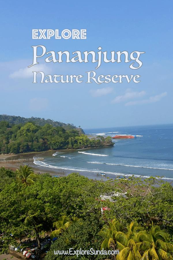 Pananjung Nature Reserve, Pangandaran
