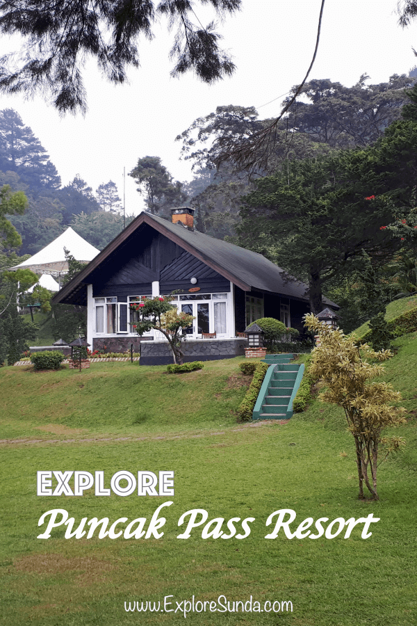 See, feel and taste the glimpse of the old days in #PuncakPassResort. Hang out in the restaurant with warm poffertjes and view of the highland :) #Puncak #ExploreSunda
