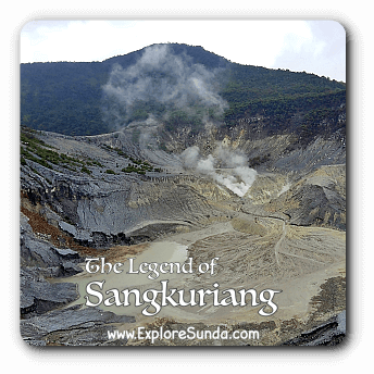 The Legend of Sangkuriang