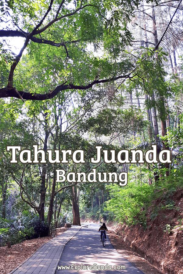 Explore Taman Hutan Raya Ir. H. Djoeanda | #TahuraJuanda at #DagoPakar #Bandung | #ExploreSunda
