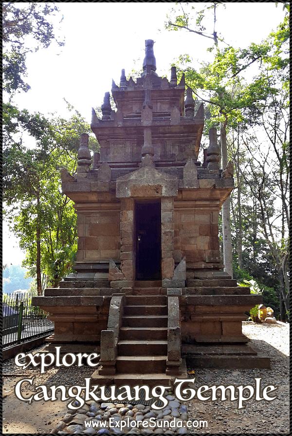 Explore #Cangkuang #Temple   The #Hindu Temple in #Garut #WestJava   Ride #Getek & Visit #KampungPulo   #ExploreSunda.com
