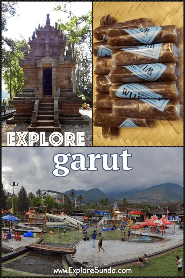 Explore #Garut | Visit #CandiCangkuang | Have fun in hot springs at #Cipanas | Visit #CikembulanMiniZoo | #ExploreSunda.com