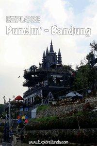 Explore Kawasan Wisata Punclut Bandung at Puncak Ciumbuleuit where we can hang out, play and see the amazing view of Bandung | #ExploreSunda #Punclut #Bandung