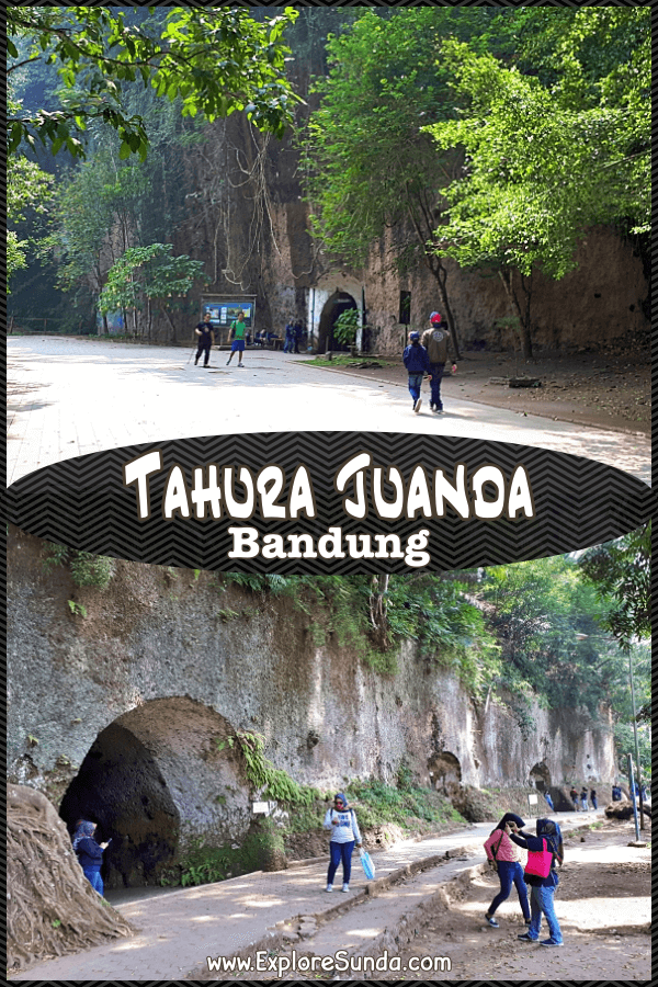 Let's explore Goa Belanda and GoaJepang, the two bunkers from World War II in Taman Hutan Raya Ir. H. Djuanda [Tahura Juanda] at Dago Pakar Bandung | #ExploreSunda
