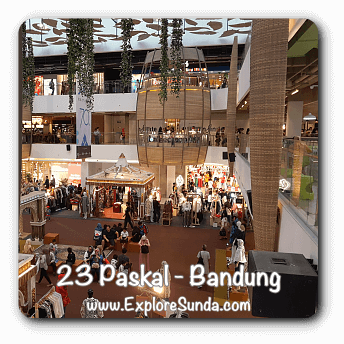 A List of Recommended Shopping Malls in Bandung
