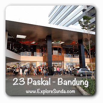 23 Paskal Mall - Bandung