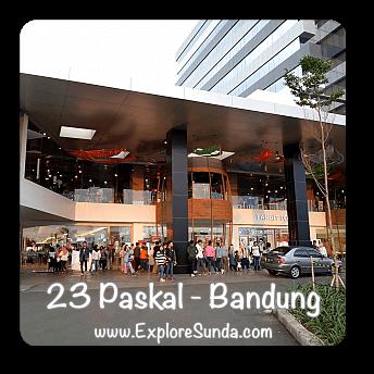 Bandung Shopping Malls