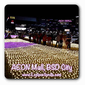 AEON Mall, BSD City