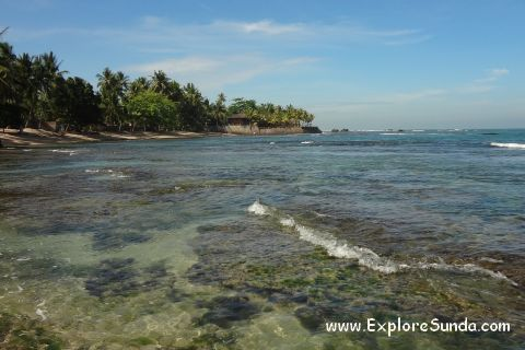 Anyer And Carita Beach The Popular Tropical Beaches In