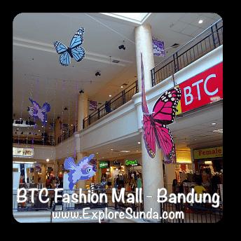 Bandung Trade Center (BTC) Fashion Mall