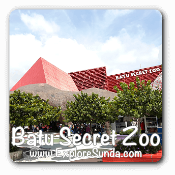 Batu Secret Zoo - Batu, Malang