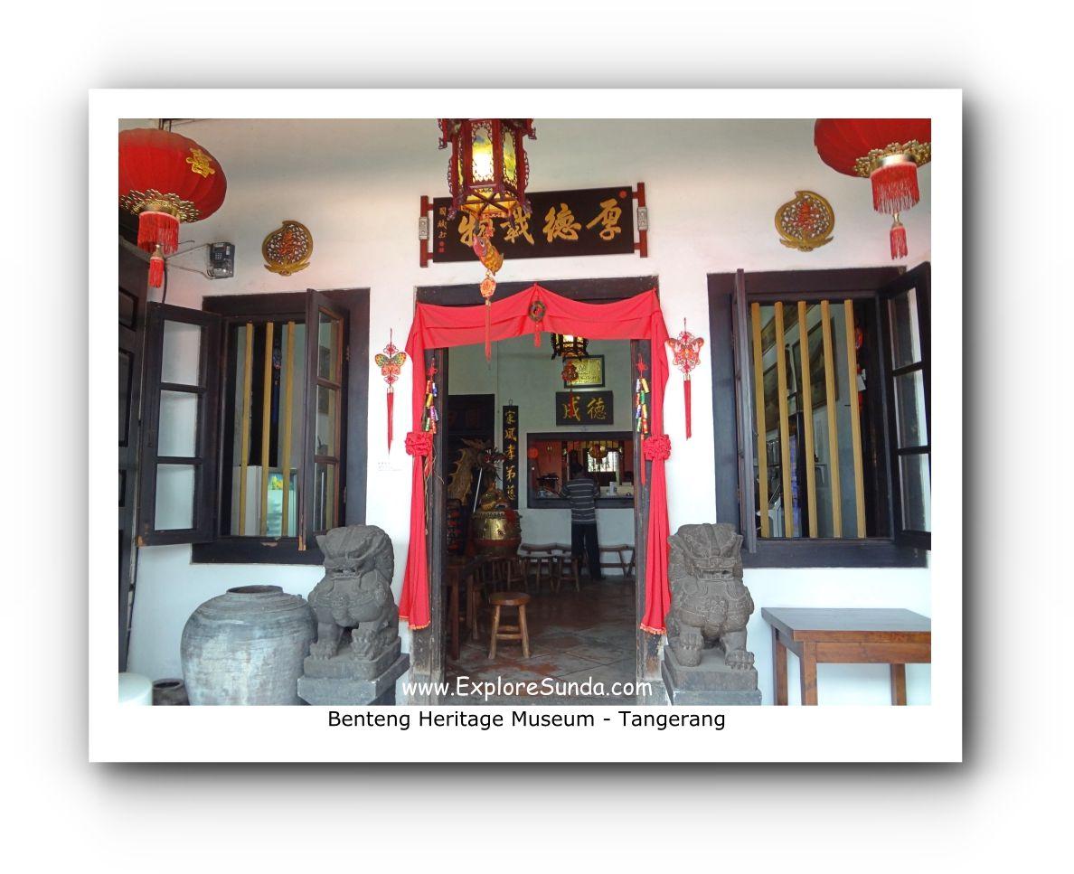 Benteng Heritage Museum - Tangerang