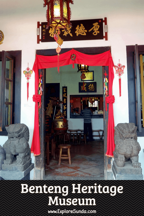 Visit #BentengHeritageMuseum in The Old Town of #Tangerang | #ExploreSunda