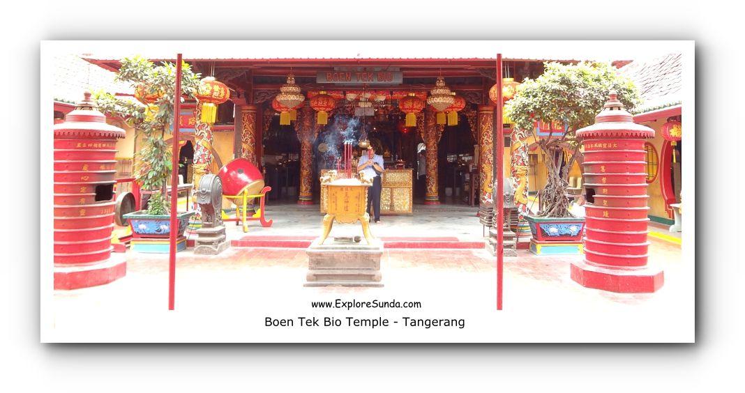 Boen Tek Bio Temple - Tangerang