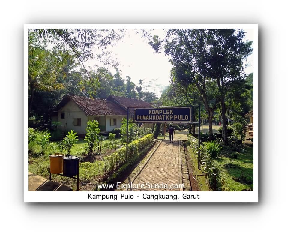 Kampung Pulo - Cangkuang, Garut