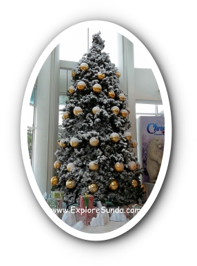 Christmas Tree at Living World Mall