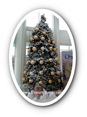 Christmas Tree at Living World Mall