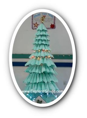 Christmas Tree at Immanuel Hospital