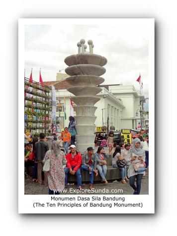 Dasa Sila Monument