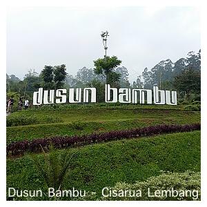 Dusun Bambu - Cisarua, Lembang