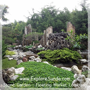 Stone Garden at Floating Market Lembang