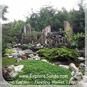 Stone Garden at Floating Market Lembang