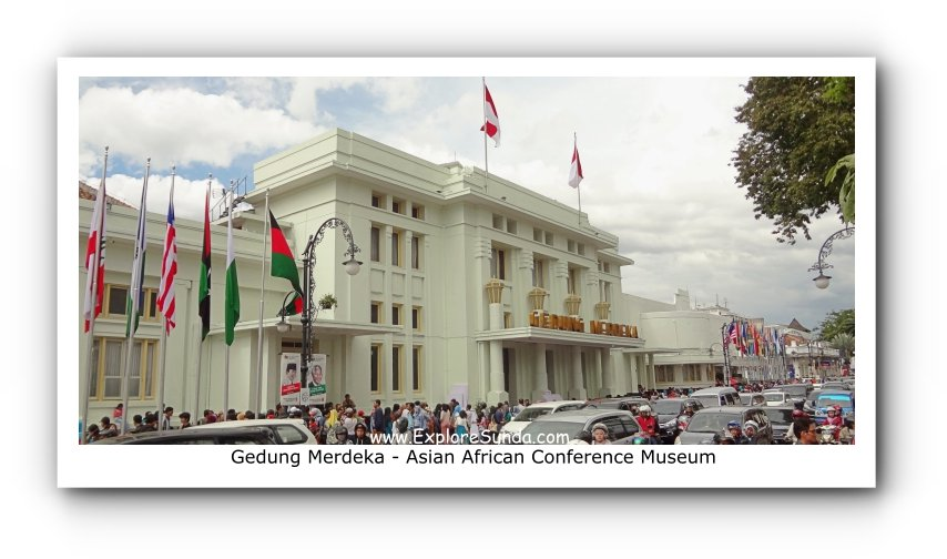 Gedung Merdeka - Asian-African Conference Museum
