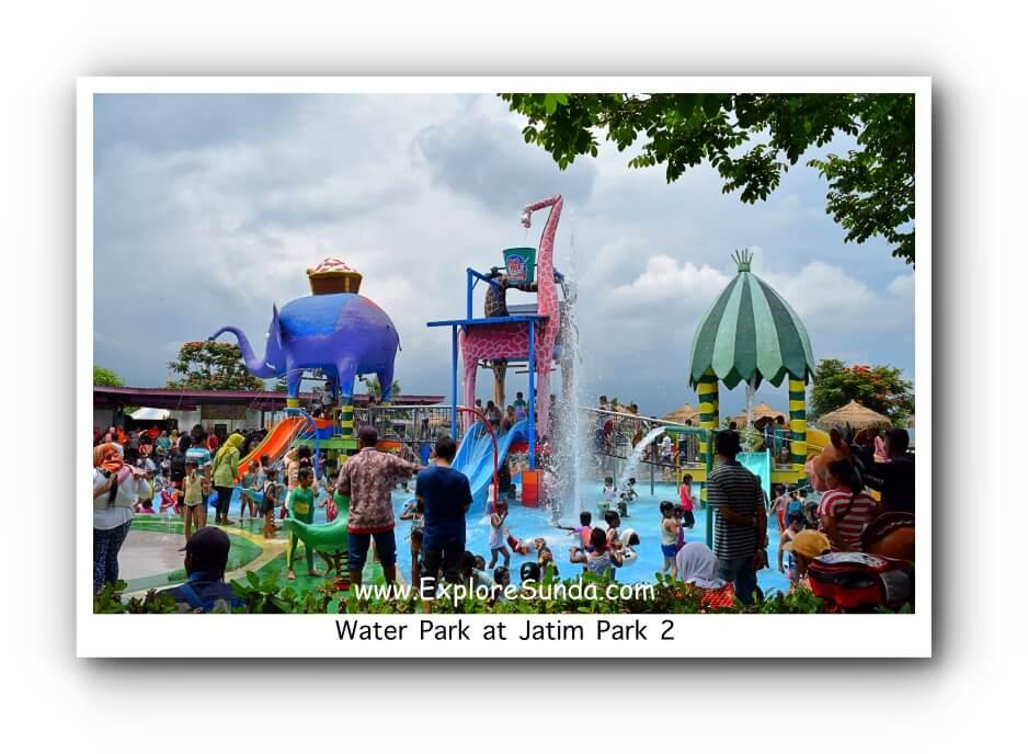 Water Park at Jawa Timur Park 2 (Jatim Park 2)