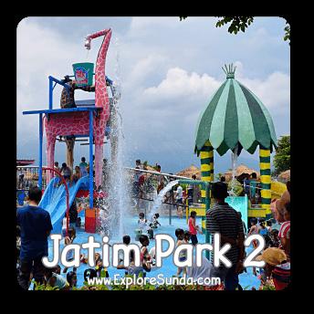 Jawa Timur [Jatim] Park 2, Batu - Malang.