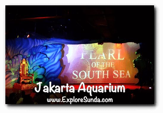 Jakarta Aquarium - Pearl of the South Sea performance
