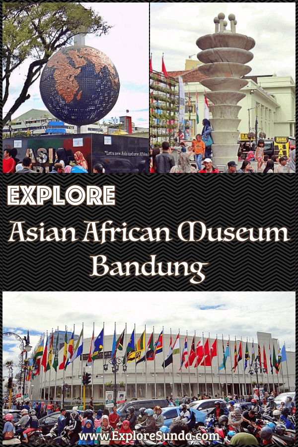Learn the history of #AsianAfricanConference a.k.a. #BandungConference in the #AsianAfricanMuseum #Bandung | #ExploreSunda.com