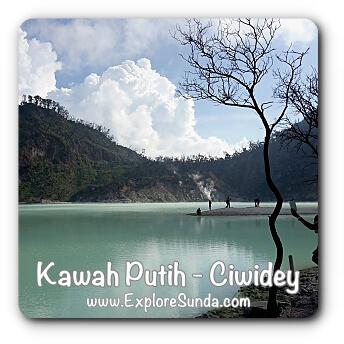 Kawah Putih [White Crater], Ciwidey - Bandung.