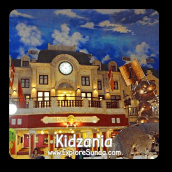 Kidzania - Jakarta