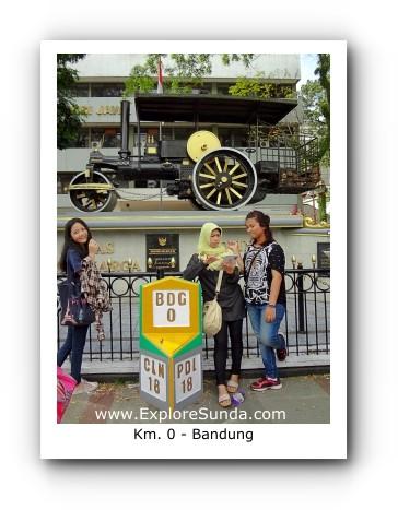 Km. 0 - Bandung