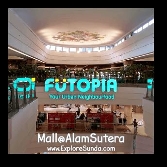 Futopia at Mall Alam Sutera, TangSel