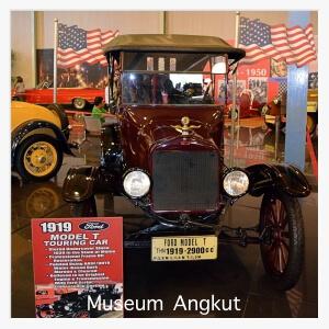 Museum Angkut (Transportation Museum) in Batu, Malang