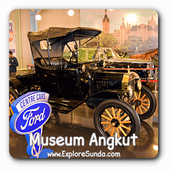 Museum Angkut and Movie Star Studio in Batu, Malang