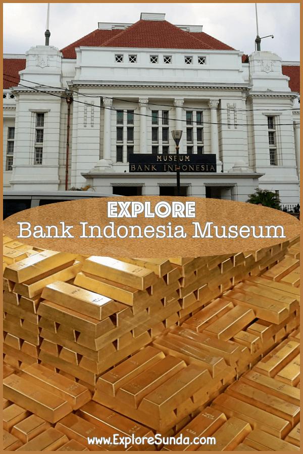 Explore #MuseumBankIndonesia in #KotaTuaJakarta | #JakartaOldTown - #ExploreSunda