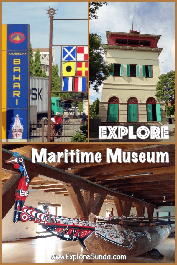 Explore #MuseumBahari | #MaritimeMuseum in #KotaTuaJakarta | #JakartaOldTown | #ExploreSunda